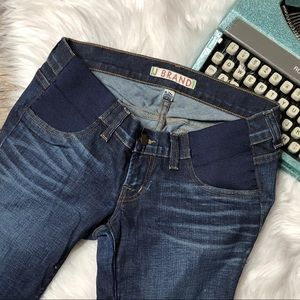 J BRAND MamaJ Maternity Jeans 25